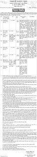 Job Circular For Bangladesh: Recruitment notice for 49 posts in defense ministr...