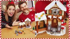 Christmas Lego Building with Jim | Zoella