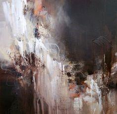 Sand by Kirstin Bojanowski, Mixed Media on Canvas | Koyman Galleries