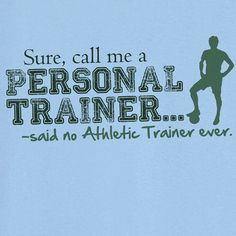 Said No Athletic Trainer Ever Funny Graphic by Ravenchicstudio