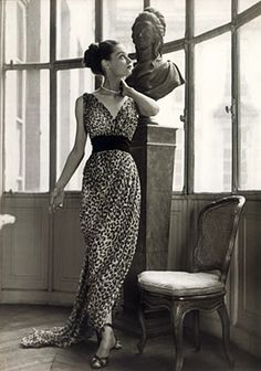 Timeless style…Vintage Dior, 1947