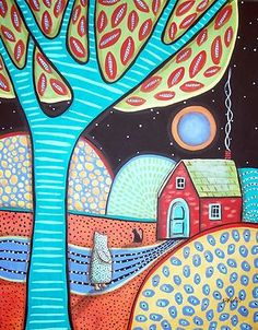 Brand new, just added and available in my store...Brick House, copyrighted, www.karlagerard.com