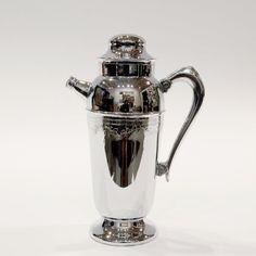 Vintage Cocktail Shaker - No. Six