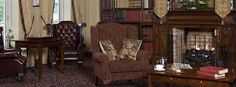 The Gordon Wilson Library @LoughErneResort  space to read and relax available for all guests