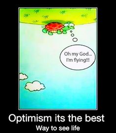 Get your inner optimism going...www.tm-women.org