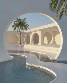 Dream Home Design, My Dream Home, House Design, Design Exterior, Interior And Exterior, Future House, House Goals, Interior Architecture, Futurism Architecture