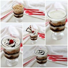 Chocolate Dessert - No Bake No Cook - WeRecipes