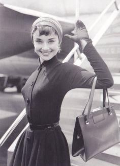 1950s Vintage Audrey Hepburn Movie Star by Diamondsarevintage, £3.95