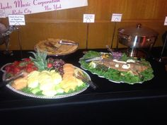 Appetizer Buffet 6/8/13