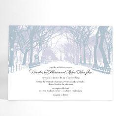 Winter Wonderland Favors | Winter Wonderland Wedding Invitations Uk