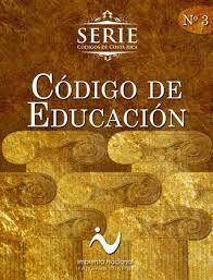 Código de Educación