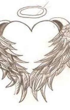 Angel wings Stock Illustrations. 4840 angel wings clip art ...