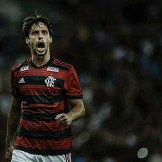 Rodrigo Caio, Flamengo. Tops, Hs Sports, Soccer, Black
