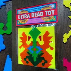 PUZZLE - Arnaud Loumeau Toy Art, Puzzle, Packaging, The Unit, Artists, Toys, Riddles, Artist, Toy