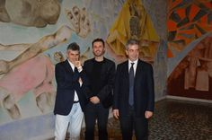 Sentieri Di Vite - MADRE - Piero Mastroberardino & Nicolangelo Gelormini