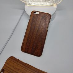 For apple iphone 6 6s 6 s 4.7 by pc brand phone wood grain protective fashion back wooden cover