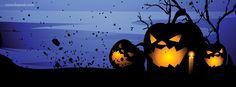 Jack olanterns Halloween Facebook Cover CoverLayout.com