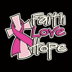 Faith Love Hope Breast Cancer Awareness Shirt All of our designs are printed on Gildan brand Ultra Cotton preshrunk jersey knit t-shirts. Please select