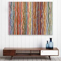 Funky Fruits - 120 x 90cm acrylic on canvas – George Hall Art Canvas Size, Canvas Frame, Funky Fruit, Complimentary Colors, Kids Room Art, Happy Art, Office Decor, Office Art, Bedroom Art