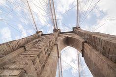 Brooklyn Bridge: Tower Arches - Architecture