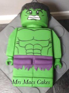 how to make a paper hulk