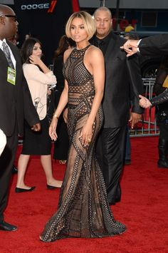 I am not a Ciara fan, but she is showing life right here! 2013 American Music Awards.