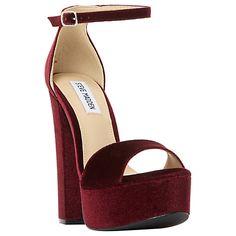9f86a0bd48c Steve Madden Gonzo Platform Block Heeled Sandals at John Lewis   Partners