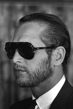 Paul Newman ~ just as handsome as David Beckham or Ryan Gosling, but so much cooler!