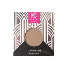 Makeup Geek Contour Powder Pan in Breakup