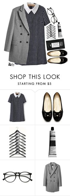 """""""#SheIn"""" by credentovideos ❤ liked on Polyvore featuring Aesop and INDIE HAIR"""