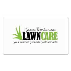 Yard tools rake clippers lawn care landscaping business card lawn care and yard maintenance business card colourmoves