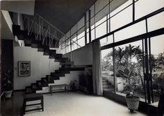 João Batista Vilanova Artigas (1915-1985) | Casa Olga Baeta São paulo - SP - 1956