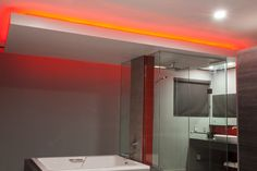 A funky, modern Hotel located in Pasadena with cabinetry by Bauformat USA