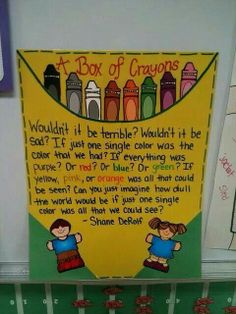 This Gorgeous Diversity Bulletin Board for Back-To-School! is just one of our many bulletin board ideas. We have thousands of fun and unique teaching ideas that are great for the classroom and at home! Diversity Bulletin Board, Classroom Bulletin Boards, Classroom Door, Classroom Displays, Future Classroom, Classroom Organization, Classroom Management, Classroom Ideas, Classroom Design