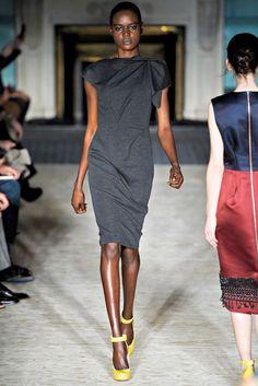 Roksanda - Fall 2012 Ready-to-Wear