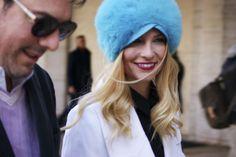 New York Fashion Week Street Style from Stylabl.com