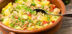 Reseptit - Page 3 of 29 - Reseptitaivas Pasta Salad, Potato Salad, Potatoes, Ethnic Recipes, Food, Crab Pasta Salad, Potato, Essen, Noodle Salads