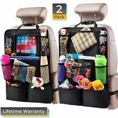 Black Dog Mods - Jeep Parts, Mods, & Accessories Wrangler Accessories, Cute Car Accessories, Travel Accessories, Interior Accessories, Backseat Car Organizer, Jeep Brand, Car Seat Protector, Tablet Holder, Car Travel