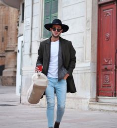 Winter street style inspiration #2 | MenStyle1- Men's Style Blog