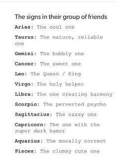 Totally true capricorn