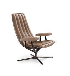 Luke Pearson and Tom Lloyd; 'Healey' Chair for Walter knoll, 2014.