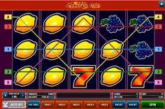 Игровые слоты онлайн бесплатно без регистрации