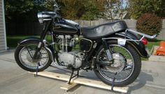 1963 Junak 350 from Poland with only 400 miles