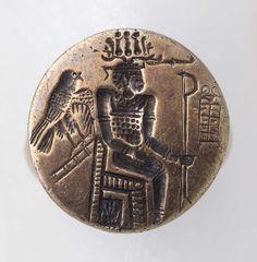 Signet ring  Nubian Meroitic Period 2nd—3rd century A.D.   Gammai, Nubia (Sudan)
