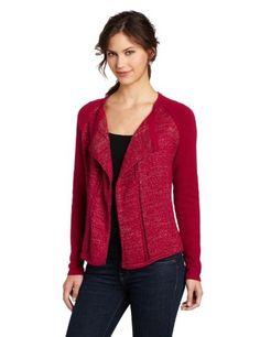Lilla P Women's Long Sleeve Open Cardigan Sweater, Fuchsia Lurex, X-Small Lilla P,http://www.amazon.com/dp/B008ZADHP2/ref=cm_sw_r_pi_dp_a8HZqb16ZKCMGT55