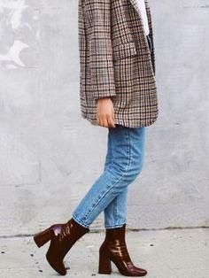 Carreaux Images Meilleures Trendy Fashion 19 Du Veste Tableau 1pR68xq
