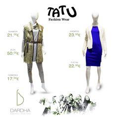 ^ TATU Fashion Wear ^ Kemi veshje të ndryshme për JU! ^ Ju presim në Dardhë !