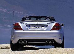AMG Mercedes-Benz SLK55 (R171)