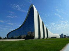 Azerbaijan - Baku Museum Aliyev