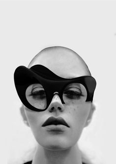 840ff4a23268c Exclusive Interview with One of a Kind Eyewear Designer Zahide Betül Şahin  Eyewear Online, Cool